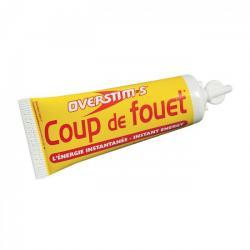 Gel de l'effort OVERSTIM'S Coup de fouet liquide - fruits rouges - utilisation facilitée concentré d'énergie instantanée