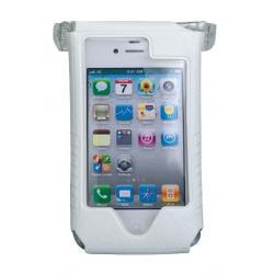 Etui téléphone TOPEAK support iPhone 1-2-3-4 DryBag étanche blanc