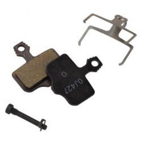 Plaquettes de frein SRAM AVID support acier Elixir