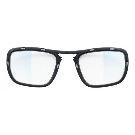 Adaptateur RUDY PROJECT pour verres correcteurs Clip-On noir compatible avec les montures Karbon Eye et Genetyk