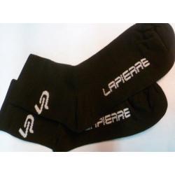 Socquettes LAPIERRE noir taille 40-43.
