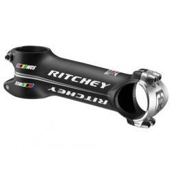 Potence RITCHEY route ou vtt Wcs 4-Axis - 31.8 mm - 73 degrés - noir mat - 119gr - ppc 83.30 €ttc - 120mm.