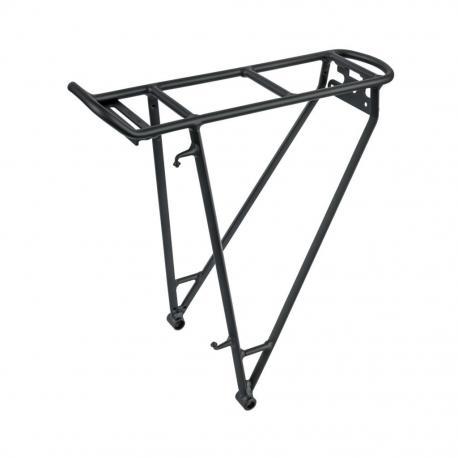 Porte-bagage TREK arrière Activity Lightweight noir mat
