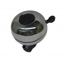 Sonnette REICH métal Ding-Dong 60 chromée