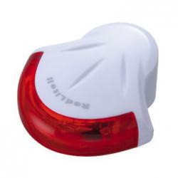 Feu arrière TOPEAK à pile RedLite-II blanc