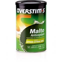 Boisson énergetique OVERSTIM'S Malto Antioxydant - 500 gr - citron -citron vert - énergie longue durée - BOITE.