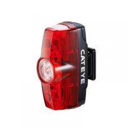 Feu arrière CATEYE usb rouge de sécurité Rapid Mini Usb LD635R
