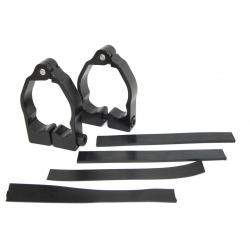 Supports Collier SUNTOUR alu 37mm noir
