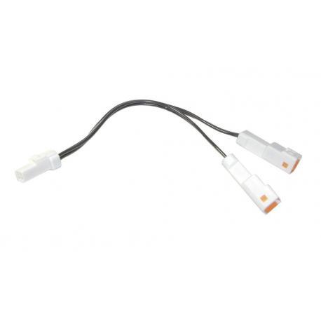 Cable YAMAHA électrique en Y