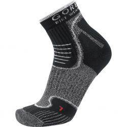 Socquettes GORE BIKE Alp-X noir décor blanc