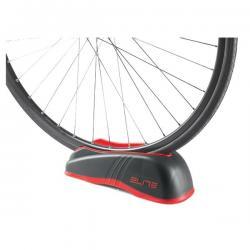 Réhausseur ELITE roue avant Gel Block gris foncé et rouge