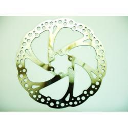 Disque de frein HOPE Standard Mini - acier inox - 6 trous - 148gr - ppc 36€ttc - 185 mm