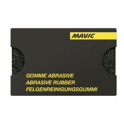 Gomme abrasive MAVIC pour nettoyer les surfaces de freinage