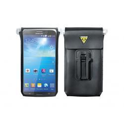 Etui téléphone TOPEAK support 5 à 6 pouces DryBag 6 étanche noir