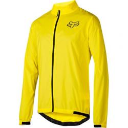 Veste coupe-vent FOX vtt Attack Wind jaune