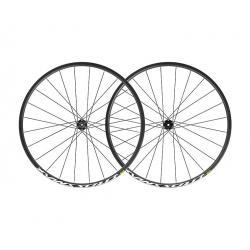 Roues à pneu 29p MAVIC vtt Crossmax 29 Boost ID360 XD noire décor blanc