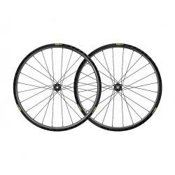 Roues à pneu 29p MAVIC vtt Crossmax Elite Carbon 29 Boost ID360 XD noire