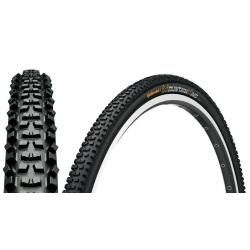 Pneu 700 CONTINENTAL route cx vtc MountainKing CX Performance 35 noir flancs noirs