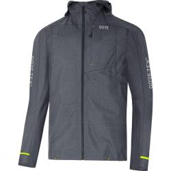 Veste imperméable GORE C5 GoreTex Active Shell gris