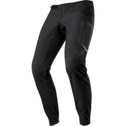 Pantalon coupe-vent FOX vtt Attack Fire Softshell noir