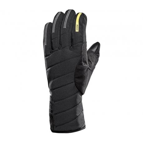 Gants longs MAVIC hiver Ksyrium Pro Thermo noir