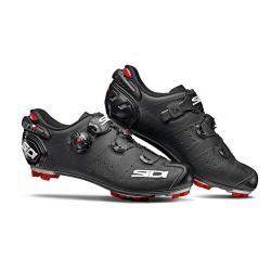 Chaussures SIDI vtt Drako 2 Srs noir mat texturé