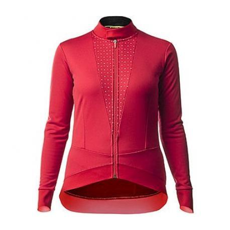 Veste thermique MAVIC hiver femme Sequence Thermo rouge bordeaux