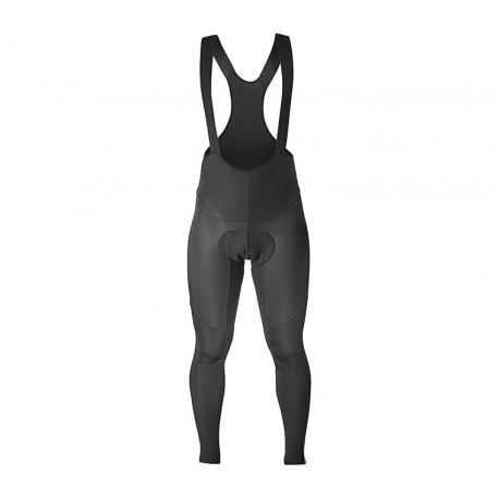 Collant à bretelles MAVIC hiver Essential Thermo noir