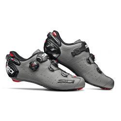 Chaussures SIDI route Wire 2 Carbon gris mat décor noir