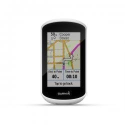 GPS vélo GARMIN compteur Edge Explore blanc décor noir