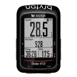 Compteur GPS vélo BRYTON Rider 410 - Noir