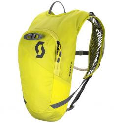 Sac hydratation SCOTT route ou vtt Perform Evo Hydro 4 jaune fluo décor gris