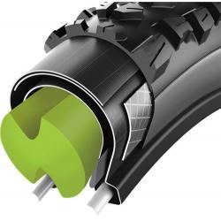Bande antipincement VITTORIA mousse haute densité Air Liner L verte